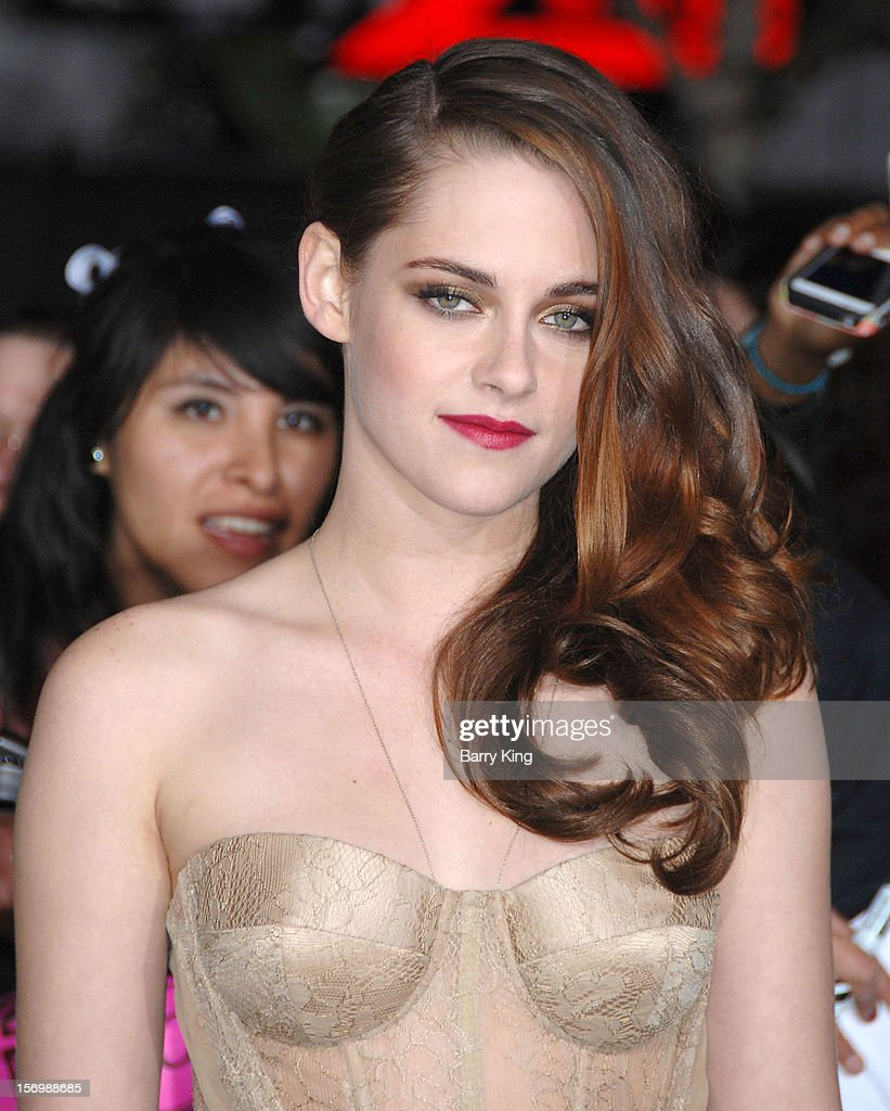 'The Twilight Saga: Breaking Dawn - Part 2' - Los Angeles Premiere : Foto di attualità