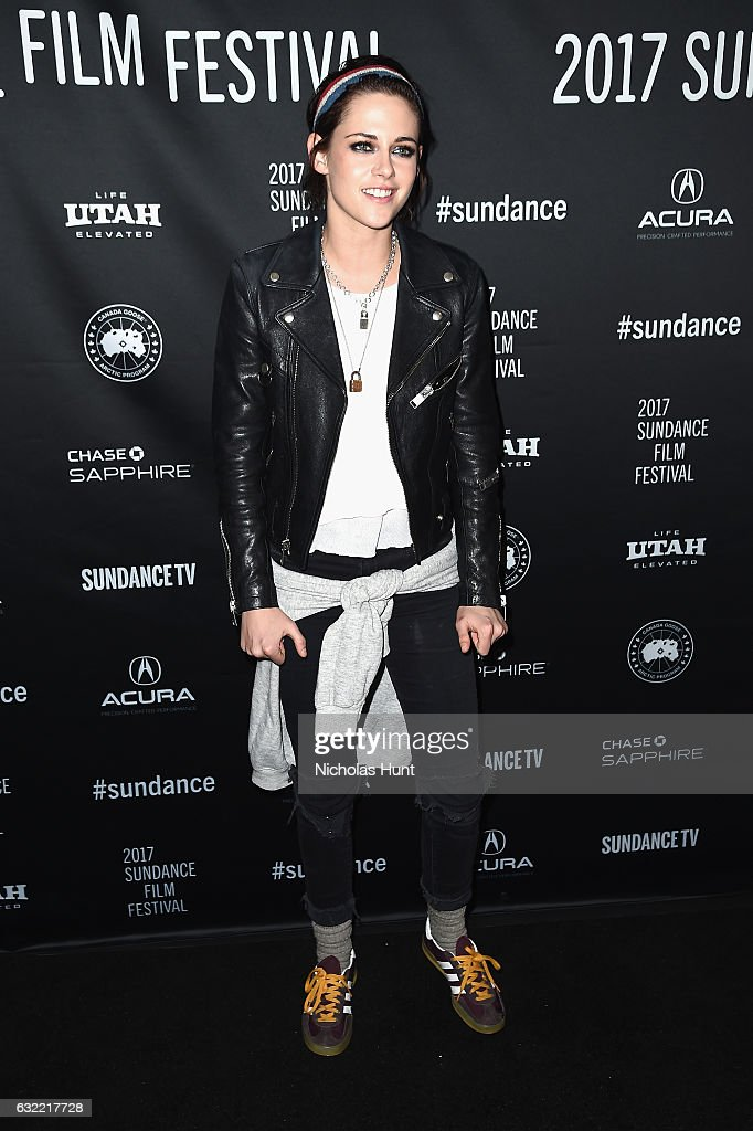 Actress Kristen Stewart attends the 'Short program 1' during day 1 of the 2017 Sundance Film Festival at Prospector Square on January 19, 2017 in Park City, Utah.