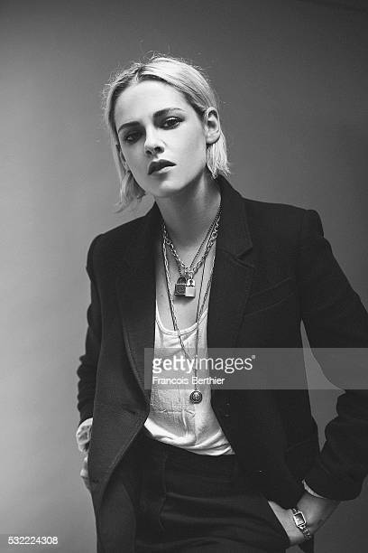 Actress Kristen Stewart is photographed for Self Assignment on May 18 2016 in Cannes France