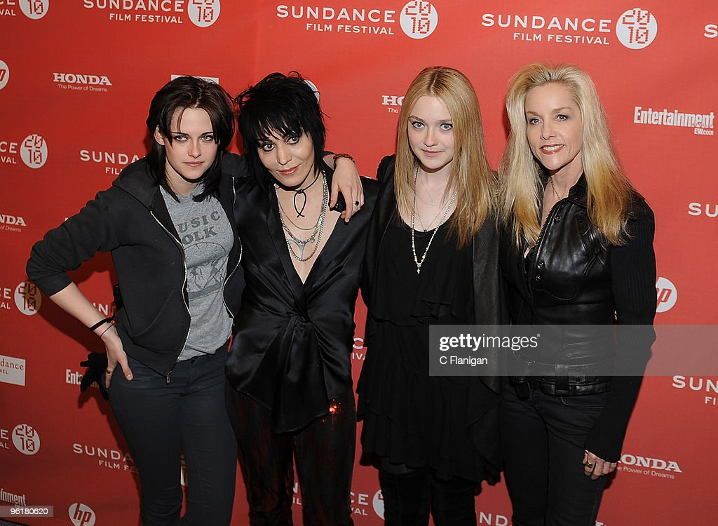 "2010 Sundance Film Festival  - ""The Runaways"" Premiere"