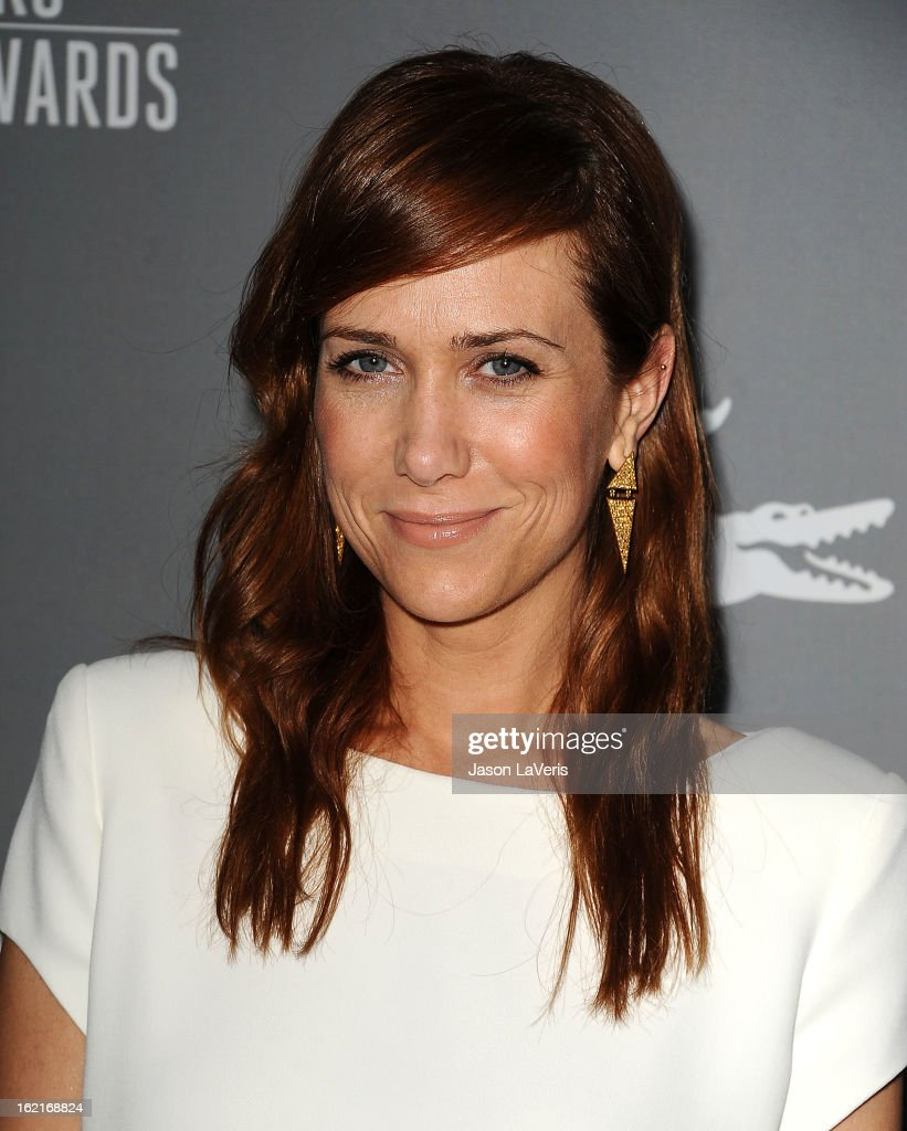 Actress Kristen Wiig attends the 15th annual Costume Designers Guild Awards at The Beverly Hilton Hotel on February 19, 2013 in Beverly Hills, California.