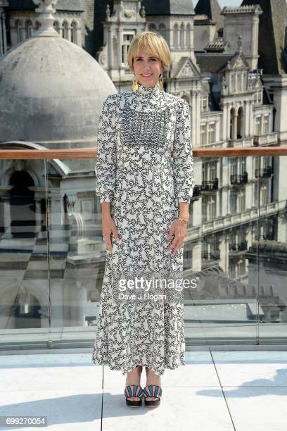 Actress Kristen Wiig attends the Despicable Me 3 photocall at Corinthia Hotel London on June 21 2017 in London England