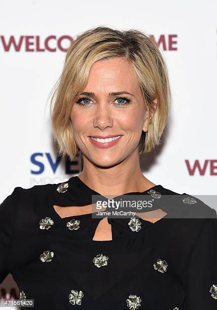Actress Kristen Wiig attends the Welcome To Me New York Premiere at the Sunshine Landmark on April 29 2015 in New York City