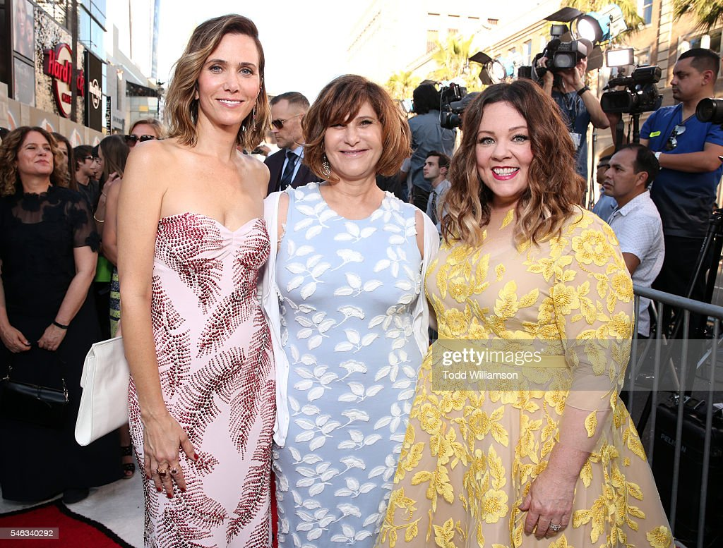 """Premiere Of Sony Pictures' """"Ghostbusters"""" - Red Carpet : ニュース写真"""