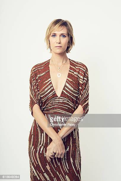 Actress Kristen Wiig poses for a portrait at the 2016 American Cinematheque Awards on October 14 2016 in Beverly Hills California