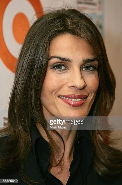 Actress Kristian Alfonso attends a party celebrating the release Jane Buckingham's latest novel at the Beverly Wilshire Hotel May 3 2006 in Beverly...