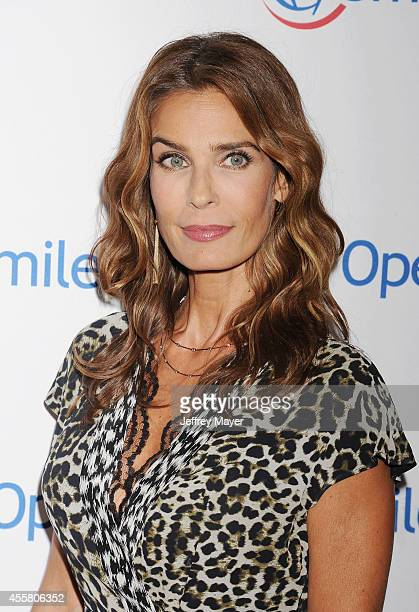 Actress Kristian Alfonso attends the 2014 Operation Smile Gala at the Beverly Wilshire Four Seasons Hotel on September 19 2014 in Beverly Hills...