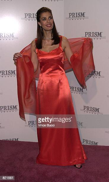 Actress Kristian Alfonso attends the 5th Annual Prism Awards presented by the Entertainment Industries Council which honored accurate depictions of...