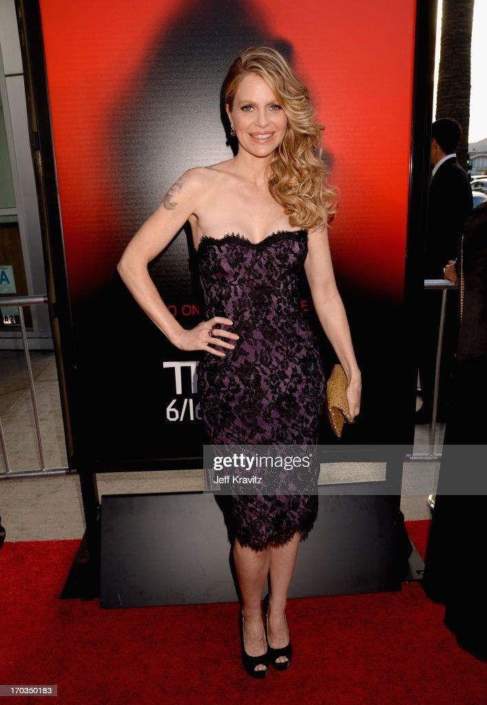 """HBO's """"True Blood"""" Season 6 Premiere - Red Carpet"""