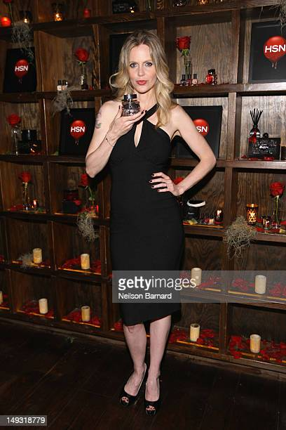 Actress Kristin Bauer van Straten attends HSN HBO's Forsaken by True Blood Event on July 26 2012 in New York City