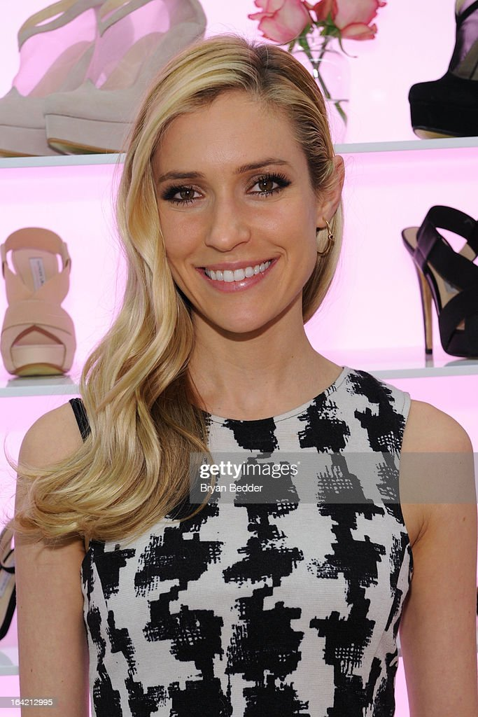 Actress Kristin Cavallari attends the Chinese Laundry Fall 2013 Preview on March 20, 2013 in New York City.