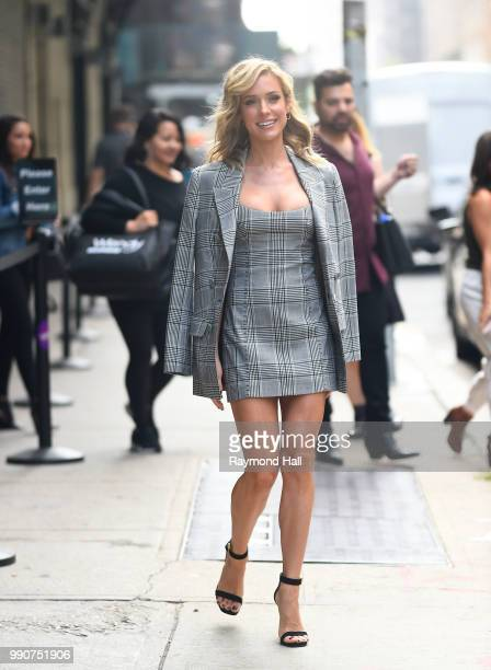 Actress Kristin Cavallari is seen outside wendy williams show on July 3 2018 in New York City