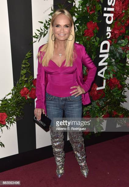 Actress Kristin Chenoweth attends the Land of distraction Launch event at Chateau Marmont on November 30 2017 in Los Angeles California