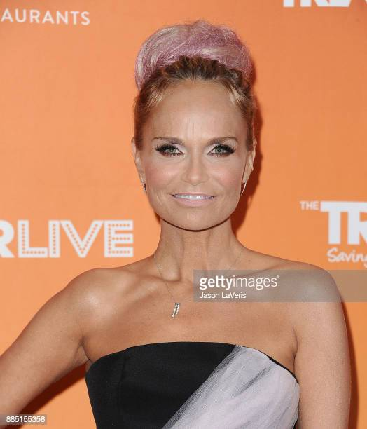 Actress Kristin Chenoweth attends The Trevor Project's 2017 TrevorLIVE LA at The Beverly Hilton Hotel on December 3 2017 in Beverly Hills California