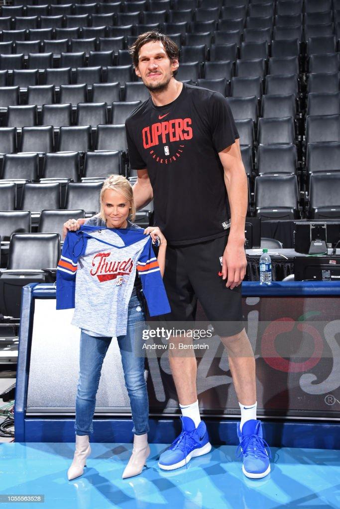 LA Clippers v Oklahoma City Thunder : News Photo