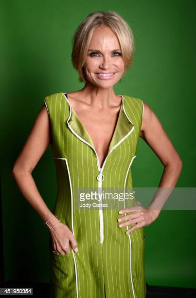 Actress Kristin Chenoweth poses for a portrait at the 40th Annual Saturn Awards held at The Castaway on June 26, 2014 in Burbank, California.