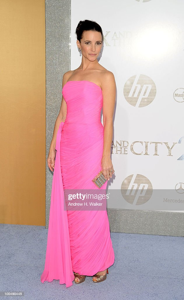 Mercedes-Benz And Maybach Present Sex And The City 2 Premiere : News Photo