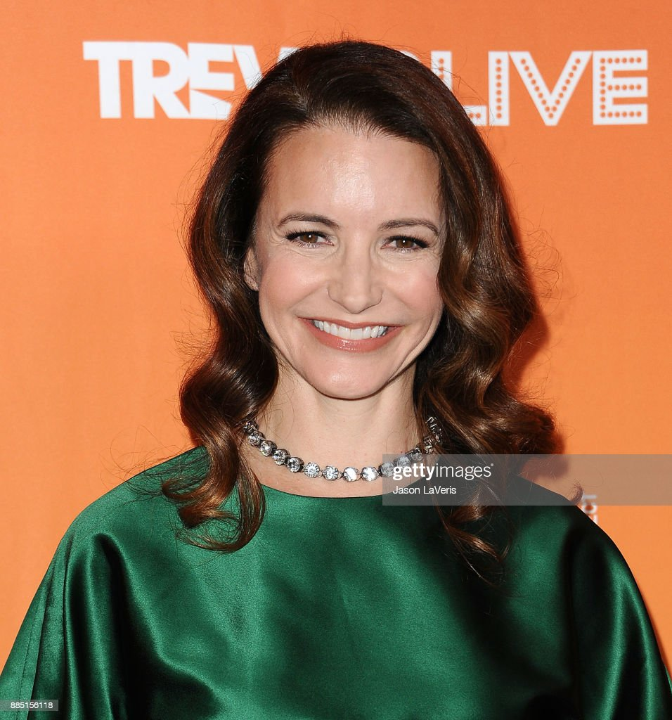 Actress Kristin Davis attends The Trevor Project's 2017 TrevorLIVE LA at The Beverly Hilton Hotel on December 3, 2017 in Beverly Hills, California.