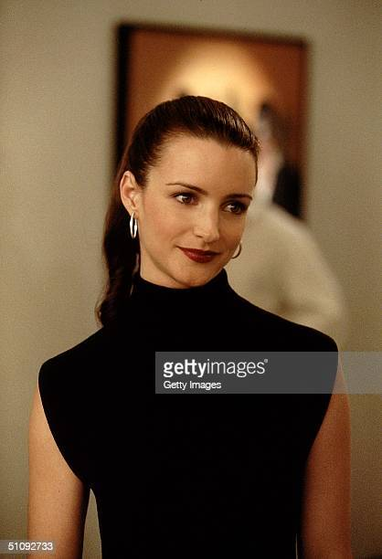Actress Kristin Davis Stars In The Comedy Series 'Sex And The City' Now In Its Third Season