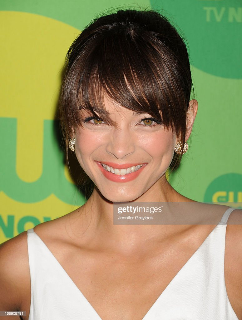 Actress Kristin Kreuk attends The CW Network's New York 2013 Upfront Presentation at The London Hotel on May 16, 2013 in New York City.