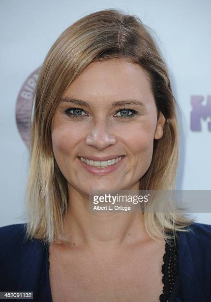 Actress Kristina Klebe arrives for the 2014 Etheria Film Night held at American Cinematheque's Egyptian Theatre on July 12 2014 in Hollywood...