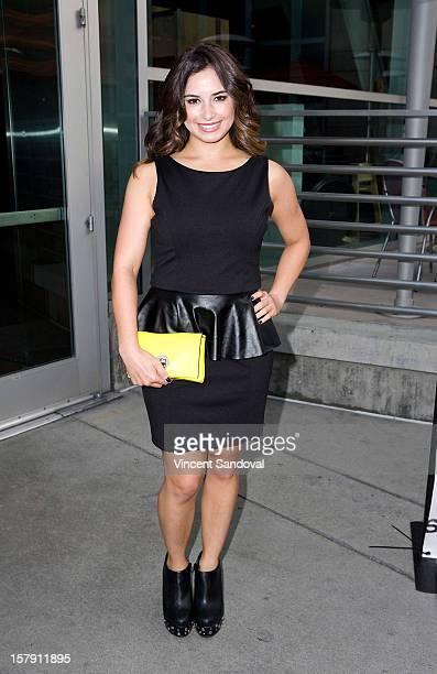Actress Kristina Kruz attends the Premiere Of Edge Of Salvation at ArcLight Cinemas on December 6 2012 in Hollywood California