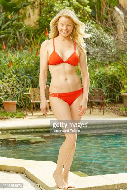 Actress Kristina Wagner is photographed for First For Women on February 16 2017 in Malibu California COVER IMAGE