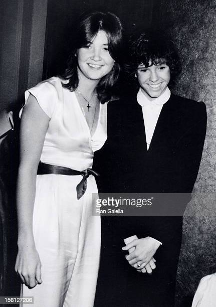 Actress Kristy McNichol and Ina Liberace attending Sixth Annual People's Choice Awards on January 24, 1980 at the Hollywood Palladium in Hollywood,...