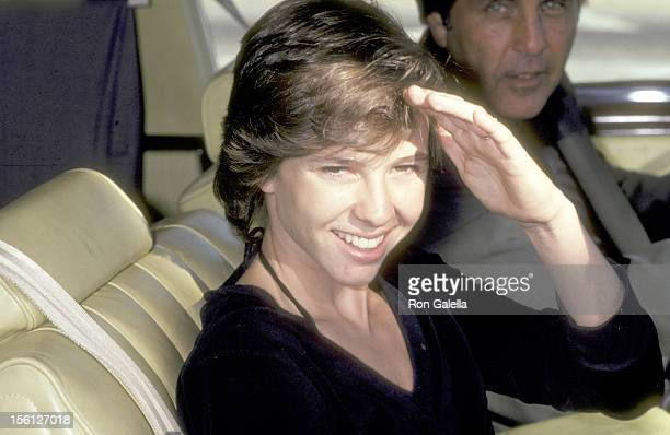 Actress Kristy McNichol attends the 52nd Annual Academy Awards Rehearsals on April 13 1980 at Dorothy Chandler Pavilion in Los Angeles California