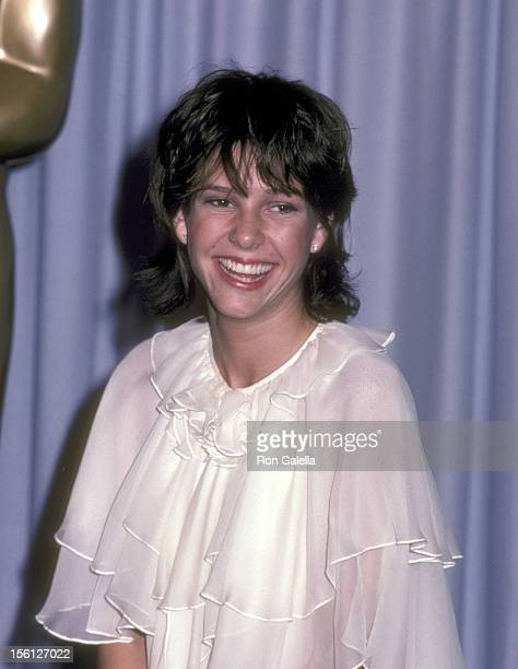 Actress Kristy McNichol attends the 54th Annual Academy Awards on March 30, 1982 at Dorothy Chandler Pavilion in Los Angeles, California.