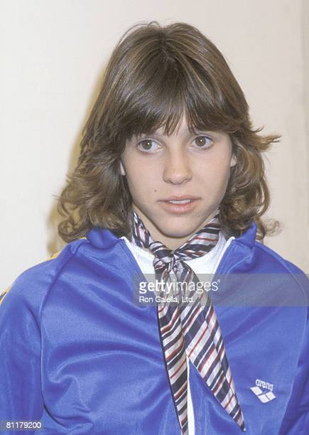 Actress Kristy McNichol attends the First Annual Rock N Roll Sports Classic on March 11 1978 at University of California Irvine in Irvine California