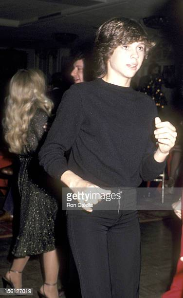 Actress Kristy McNichol attends the Rupert Murdoch and 'The Star' Party to Salute Hollywood on March 4, 1980 at Beverly Wilshire Hotel in Beverly...