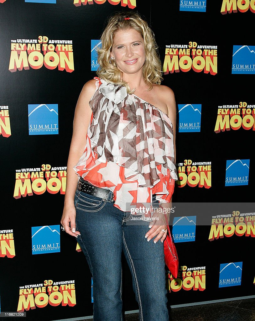 Los Angeles Premiere of Fly Me to The Moon - Arrivals : Nyhetsfoto