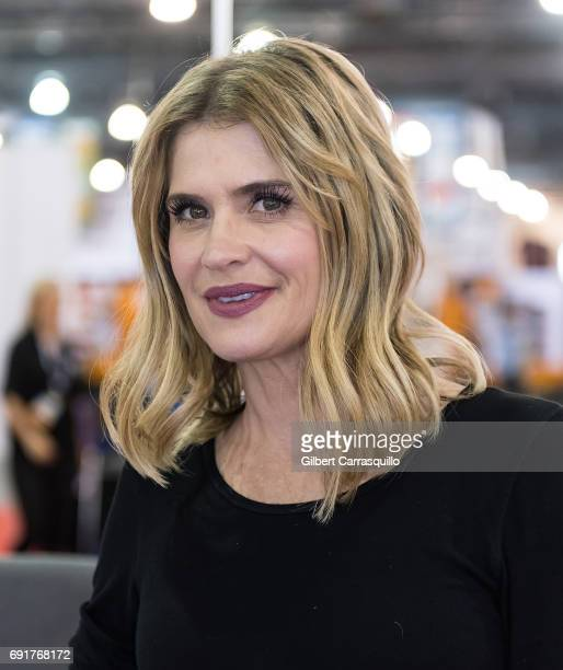 Actress Kristy Swanson attends Wizard World Comic Con Philadelphia 2017 - Day 2 at Pennsylvania Convention Center on June 2, 2017 in Philadelphia,...