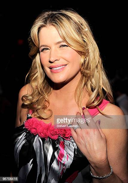 Actress Kristy Swanson celebrates her birthday at LAX Nightclub at the Luxor Resort & Casino on January 9, 2010 in Las Vegas, Nevada.
