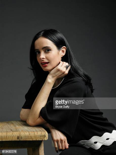 Actress Krysten Ritter photographed for Variety on April 11 in Los Angeles California