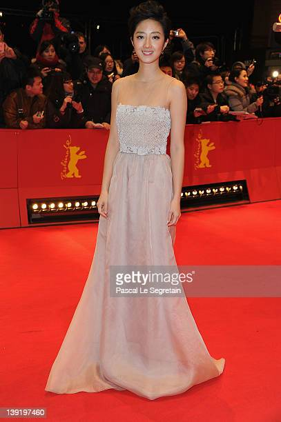 Actress Kwai Lun Mei attends the Flying Swords Of Dragon Gate Premiere during day nine of the 62nd Berlin International Film Festival at the...