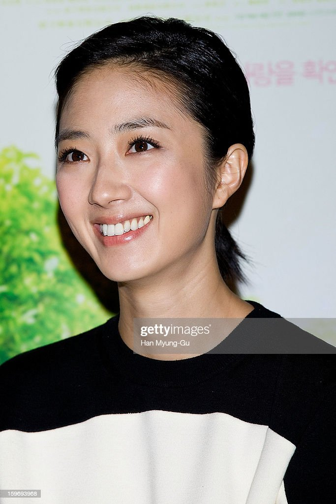 Actress Kwai Lun-Mei from Taiwan attends the 'Girlfriend, Boyfriend' press screening at Lotte Cinema on January 18, 2013 in Seoul, South Korea. The film will open on February 07 in South Korea.