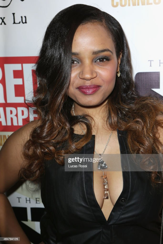 Actress Kyla Pratt attends 4th Annual Senate Music Group ...