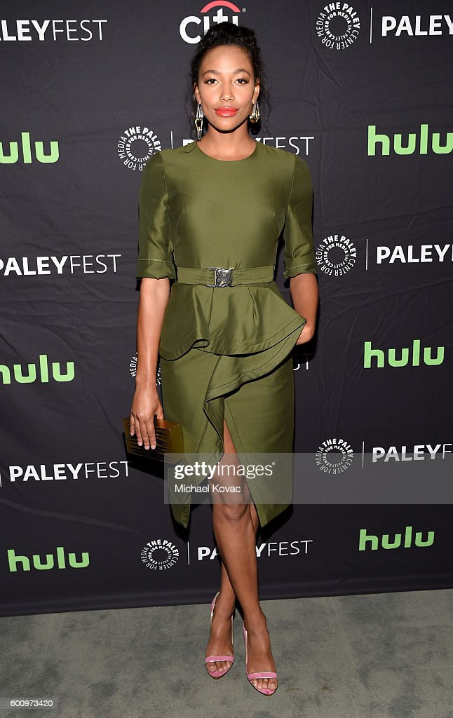"The Paley Center For Media's PaleyFest 2016 Fall TV Preview - ""Pitch"" Panel"