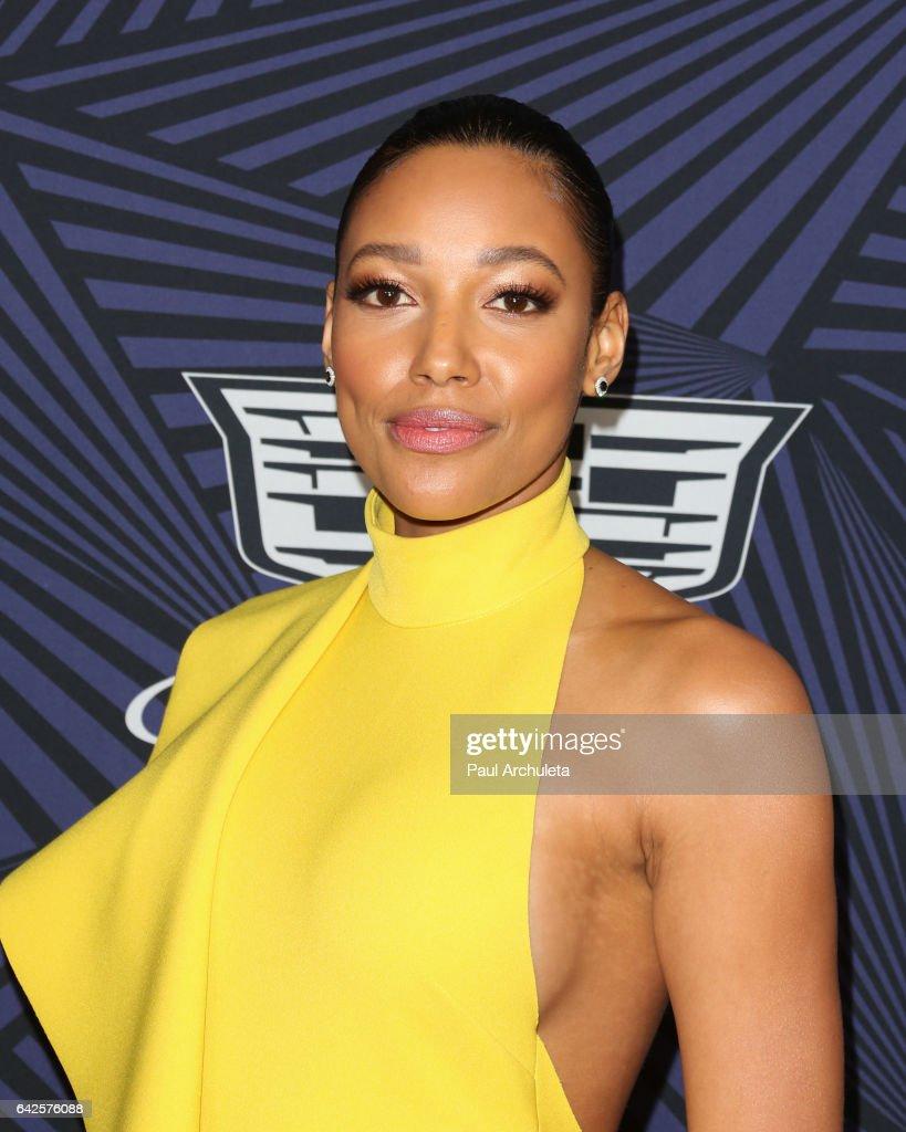 BET's 2017 American Black Film Festival Honors Awards - Arrivals : News Photo