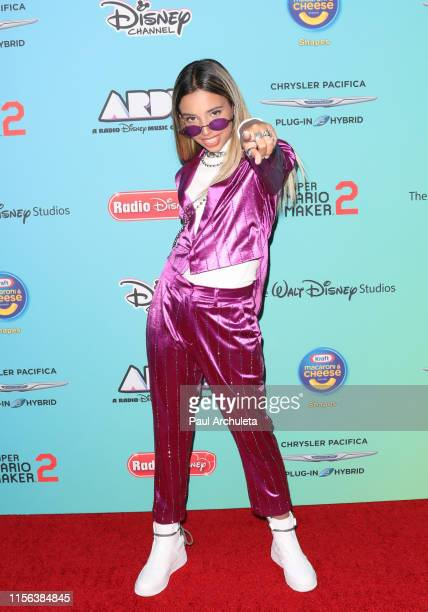 Actress Kylie Cantrall attends the 2019 Radio Disney Music Awards at CBS Studios Radford on June 16 2019 in Studio City California