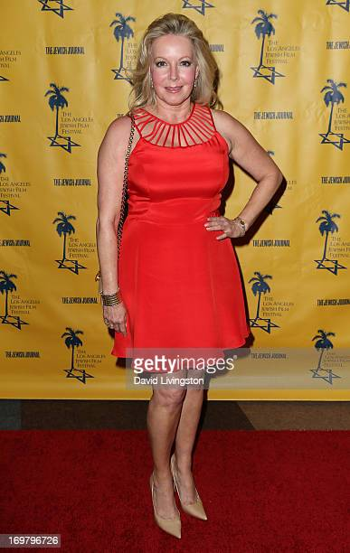 Actress Kym Karath attends the 8th Annual Los Angeles Jewish Film Festival at the Writers Guild Theater on June 1 2013 in Beverly Hills California