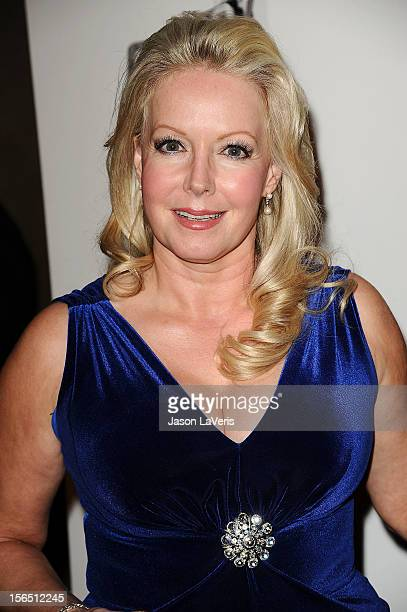Actress Kym Karath attends the American Cinematheque 26th annual award presentation at The Beverly Hilton Hotel on November 15 2012 in Beverly Hills...