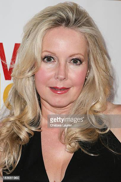 Actress Kym Karath attends the War Horse red carpet opening night at the Pantages Theatre on October 8 2013 in Hollywood California