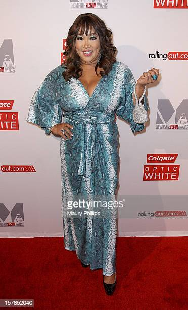 Actress Kym Whitley attends Rolling Out Mirror Mirror Awards at Rolling Stone Restaurant Lounge on December 6 2012 in Los Angeles California