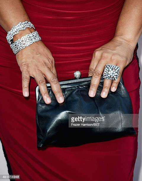 Actress Kym Whitley attends the BET AWARDS '14 Debra Lee's PreDinner held at Milk Studios on June 28 2014 in Los Angeles California