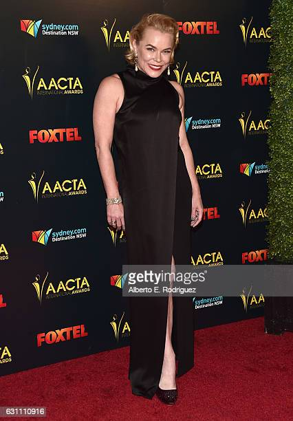 Actress Kym Wilson attends the 6th AACTA International Awards at Avalon Hollywood on January 6 2017 in Los Angeles California