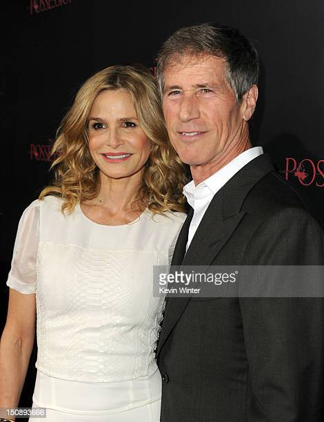 """Actress Kyra Sedgwick and Chief Executive Officer of Lions Gate Entertainment Jon Feltheimer arrive at the premiere of Lionsgate Films' """"The..."""