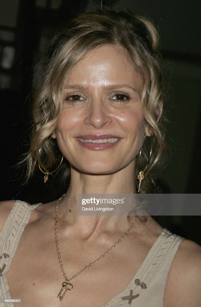 Actress Kyra Sedgwick attends HBO's Annual Pre-Golden Globe Reception at Chateau Marmont on January 14, 2006 in Los Angeles, California.